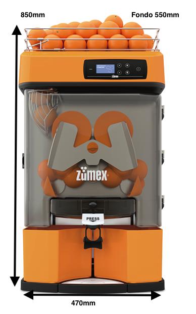 Exprimoda Zumex Modelo Versatile Pro-All