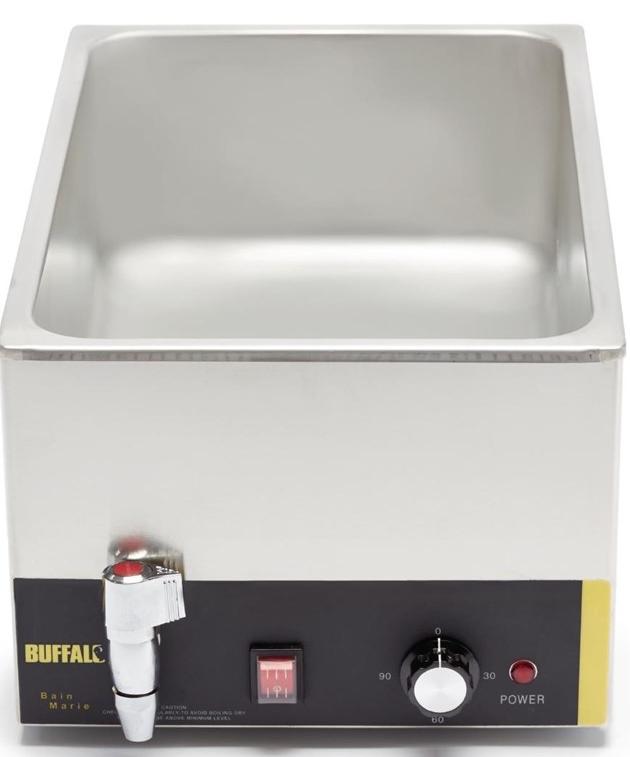 Baño maría Buffalo Mod.L310