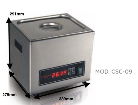 Cocedor Romagsa Vac-star Mod.CSC-09