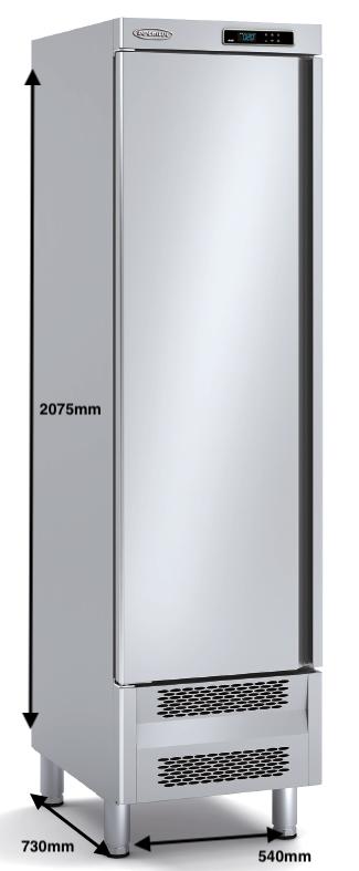 Armario vertical congelación DOCRILUC Mod ARC-55-1