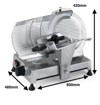 cortadora de fiambre SAMMIC GC-300 230/50/1