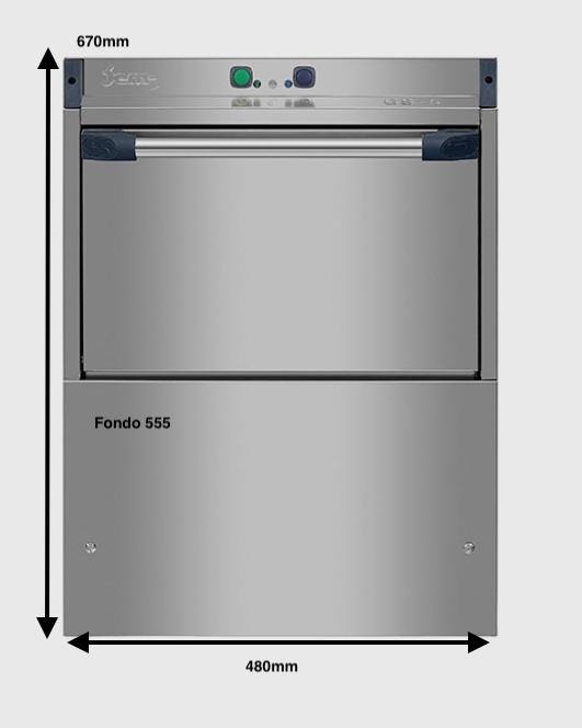 Lavavasos Jemi Modelo GS-5