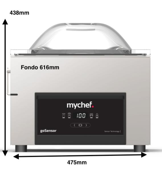 envasadora MyChef Isensor Modelo M 20