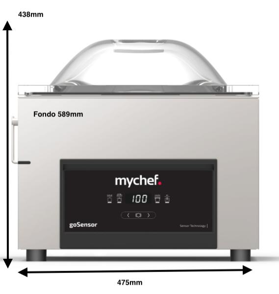Envasadora MyChef GoSensor M20
